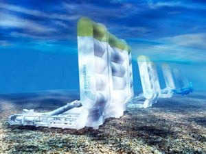 oyster wave power